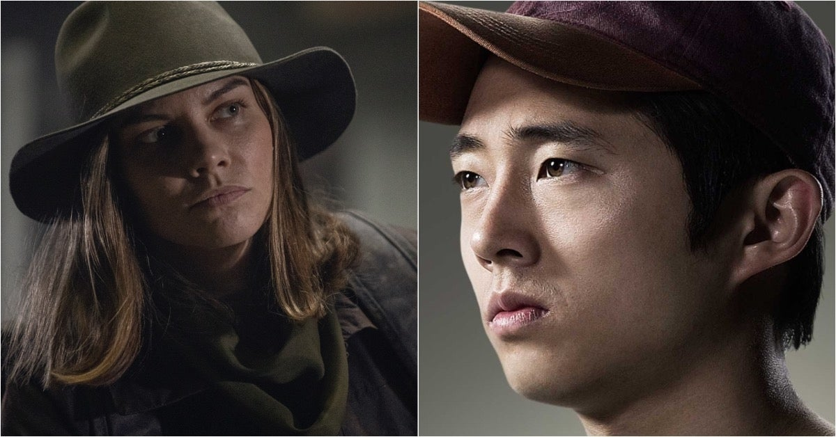 The Walking Dead Season 10 Maggie Glenn