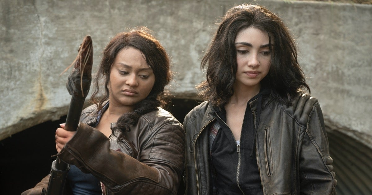 The Walking Dead World Beyond Hope Iris