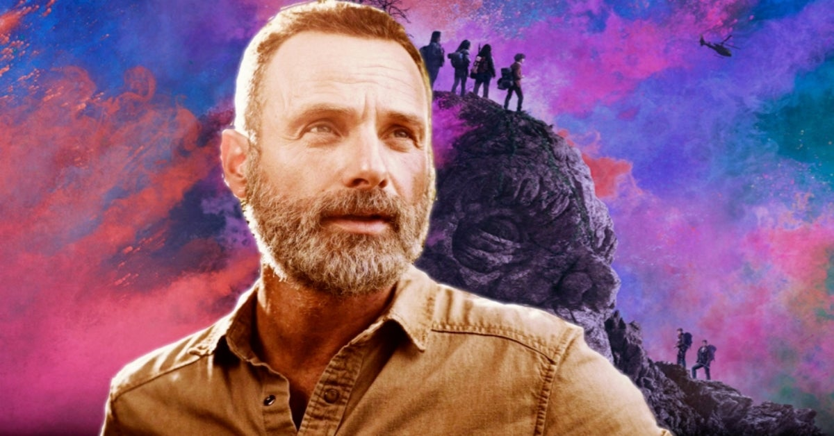The Walking Dead World Beyond Rick Grimes Andrew Lincoln - COMICBOOKCOM
