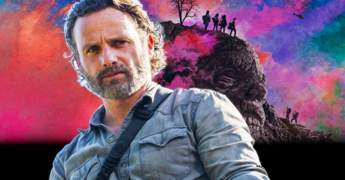 The Walking Dead World Beyond Rick Grimes COMICBOOKCOM