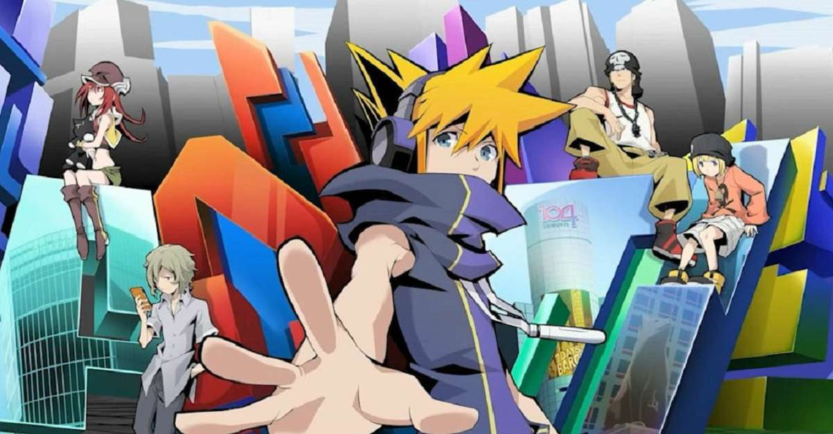 The World Ends With You Anime Update