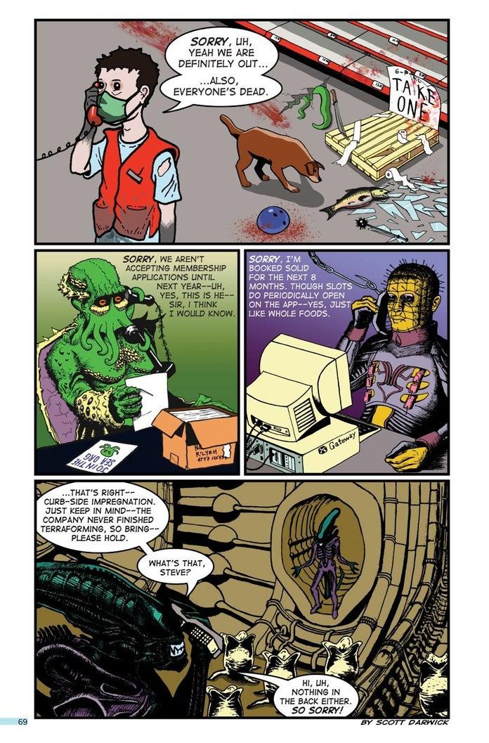 This Quarantine Life 2020 - monsters