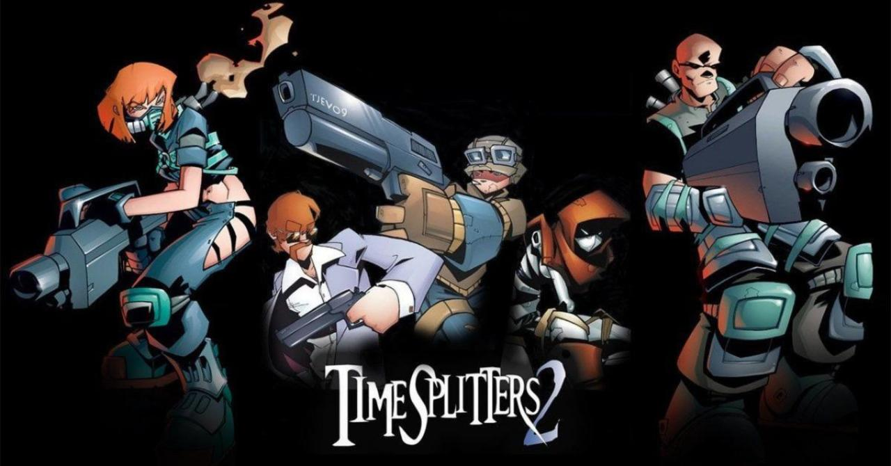 Games You Love in a Genre You Don't Timesplitters-2-1245027-1280x0