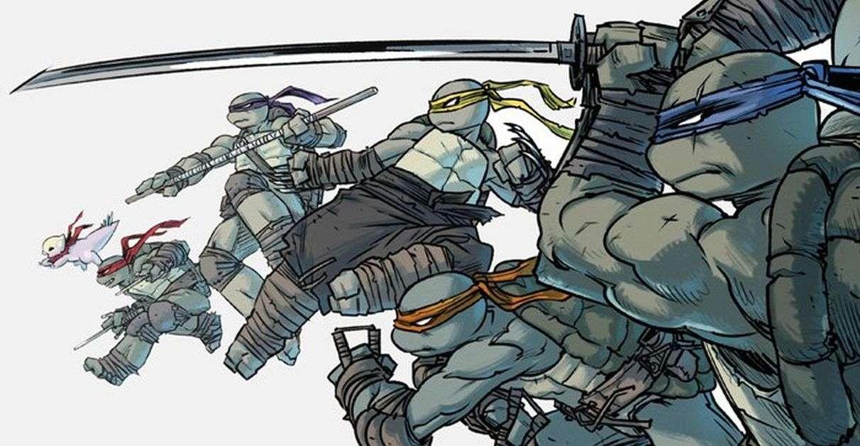 TMNT ninja turtles IDW villains