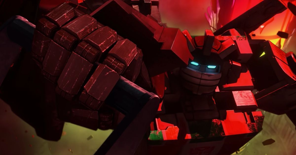 Transformers War for Cybertron Trilogy Earthrise Netflix Anime