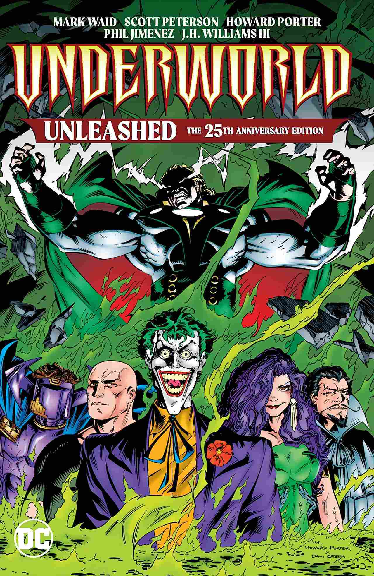 Underworld Unleashed The 25th Anniversary Edition