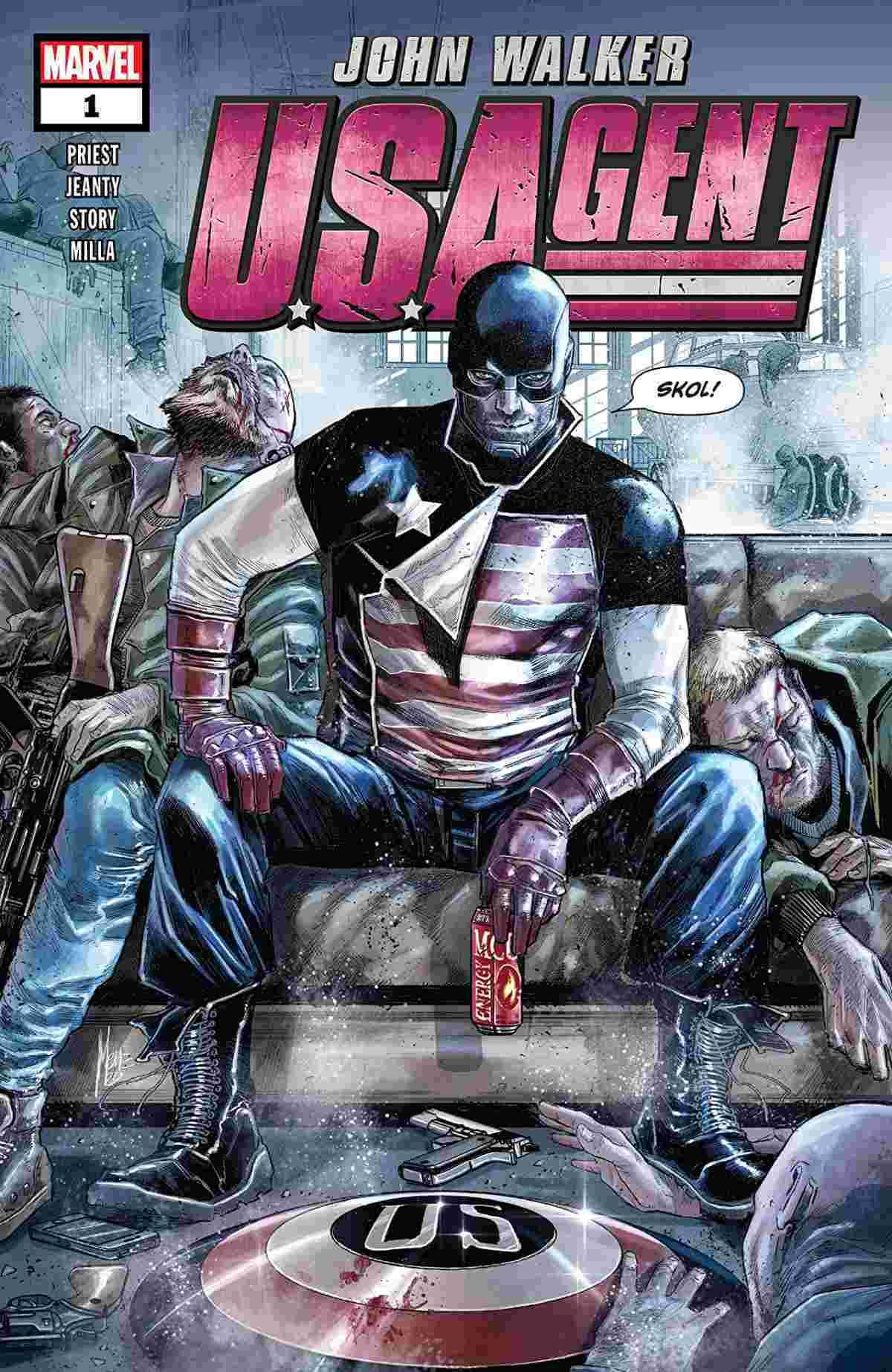 US Agent #1