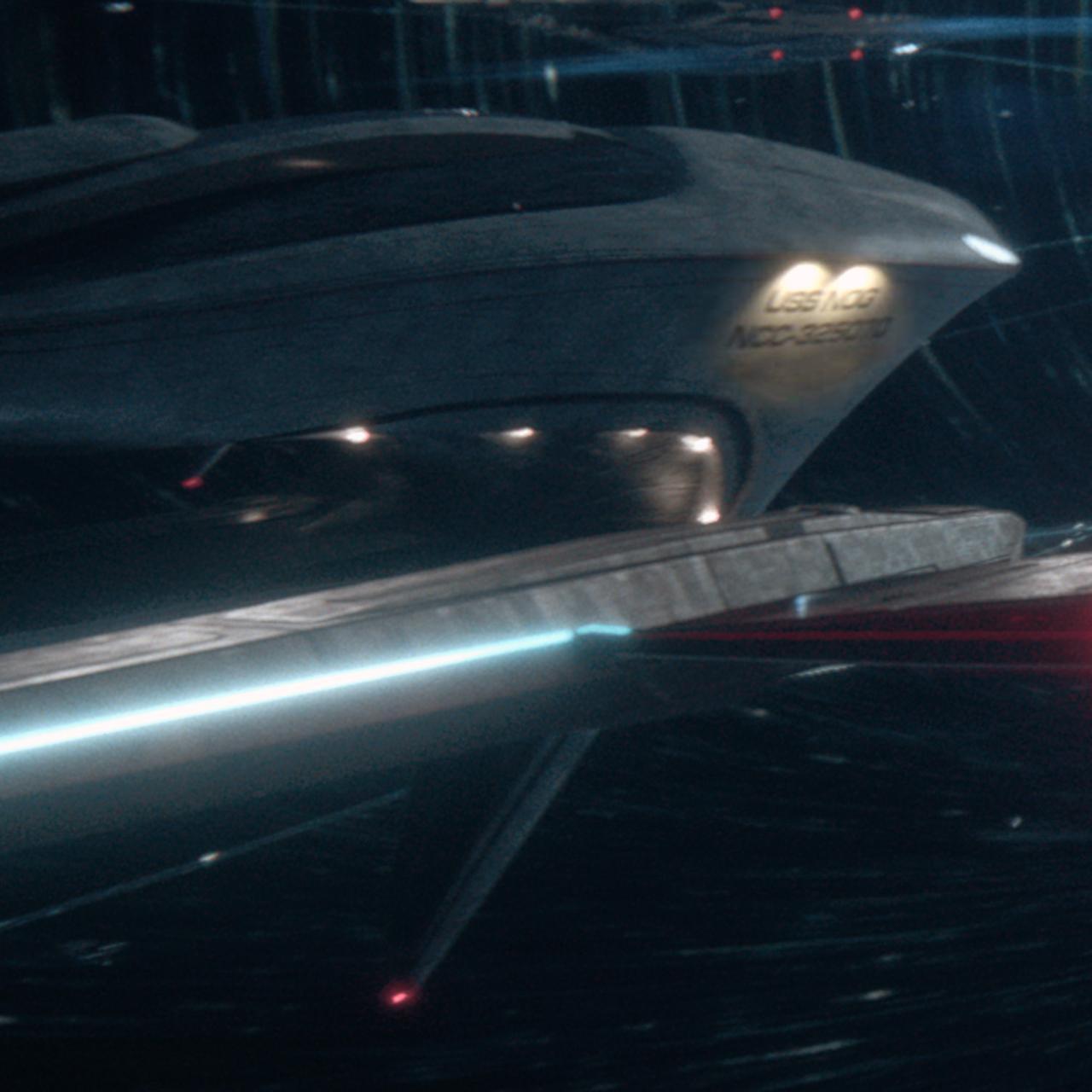 USS Nog Star Trek Discovery