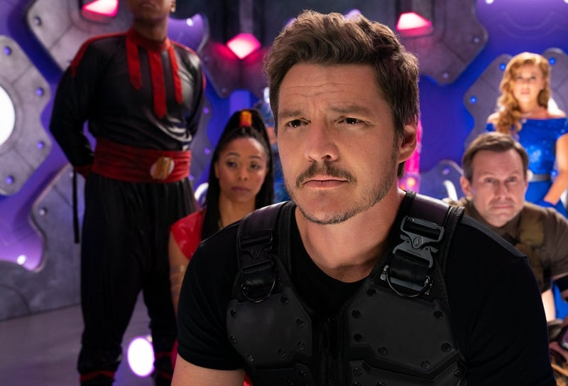 we can be heroes 1 pedro pascal