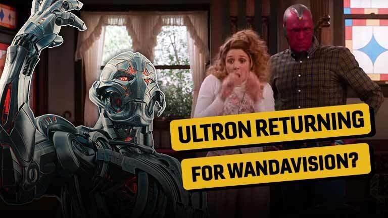 Will Ultron Return to MCU Phase 4 in WandaVision?