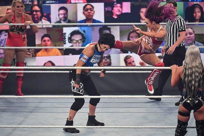 WWE-7-Feuds-After-Survivor-Series-TLC-Petyon-Royce-2