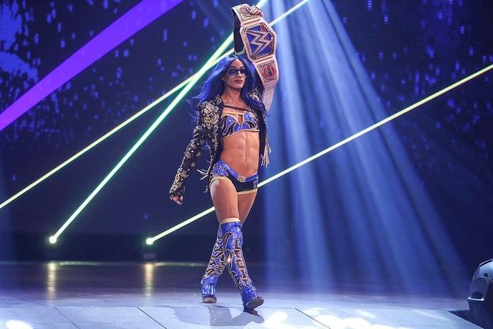 WWE-7-Feuds-After-Survivor-Series-TLC-Sasha