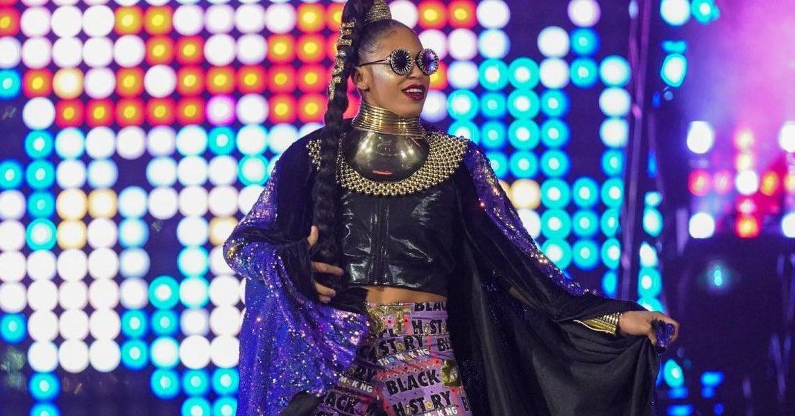 WWE-Bianca-Belair-Black-History-Month-Gear