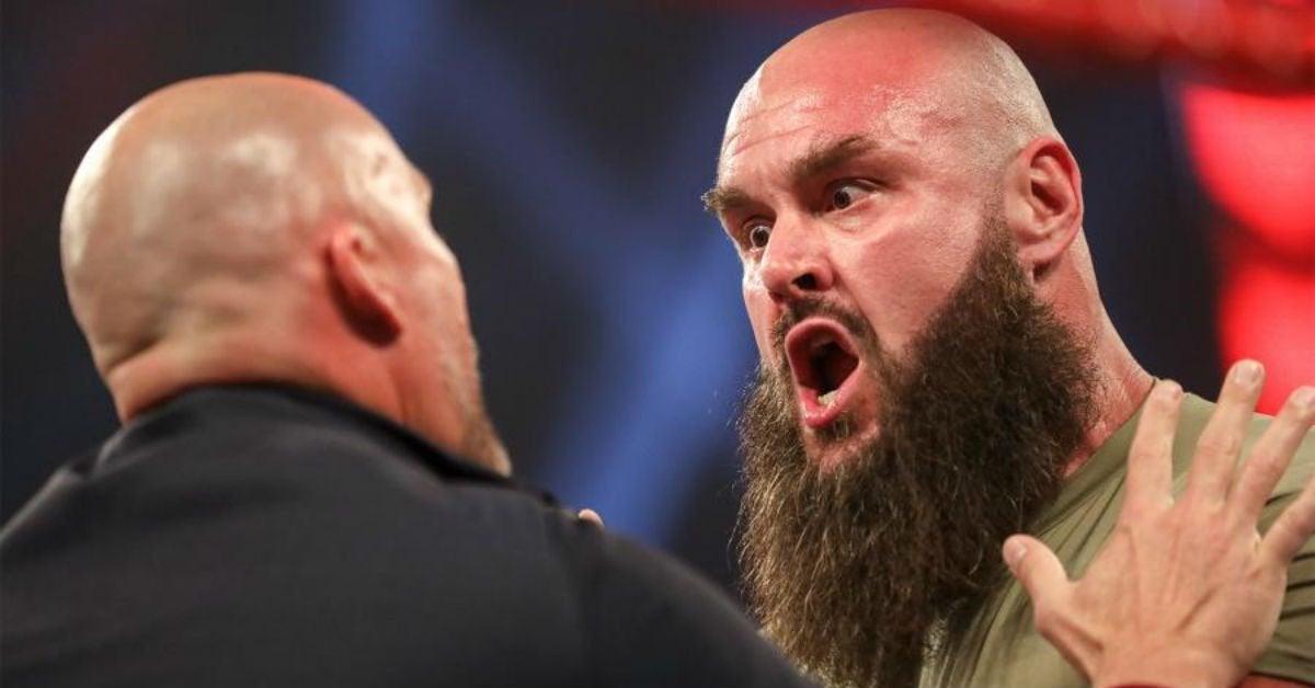 WWE-Braun-Strowman-headbutt-Adam-Pearce