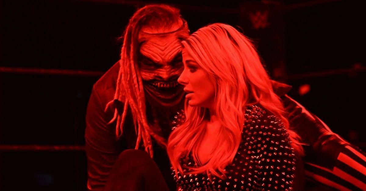 WWE-Bray-Wyatt-Alexa-Bliss-Joker-Harley-Quinn