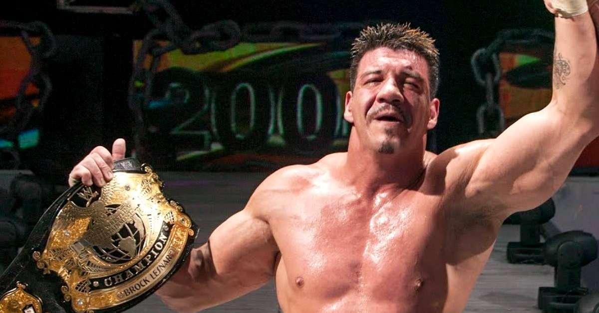 WWE Eddie Guerrero Belt
