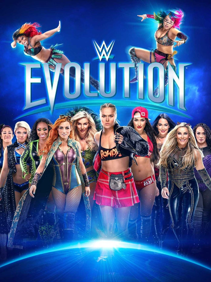 WWE-Evolution-Poster