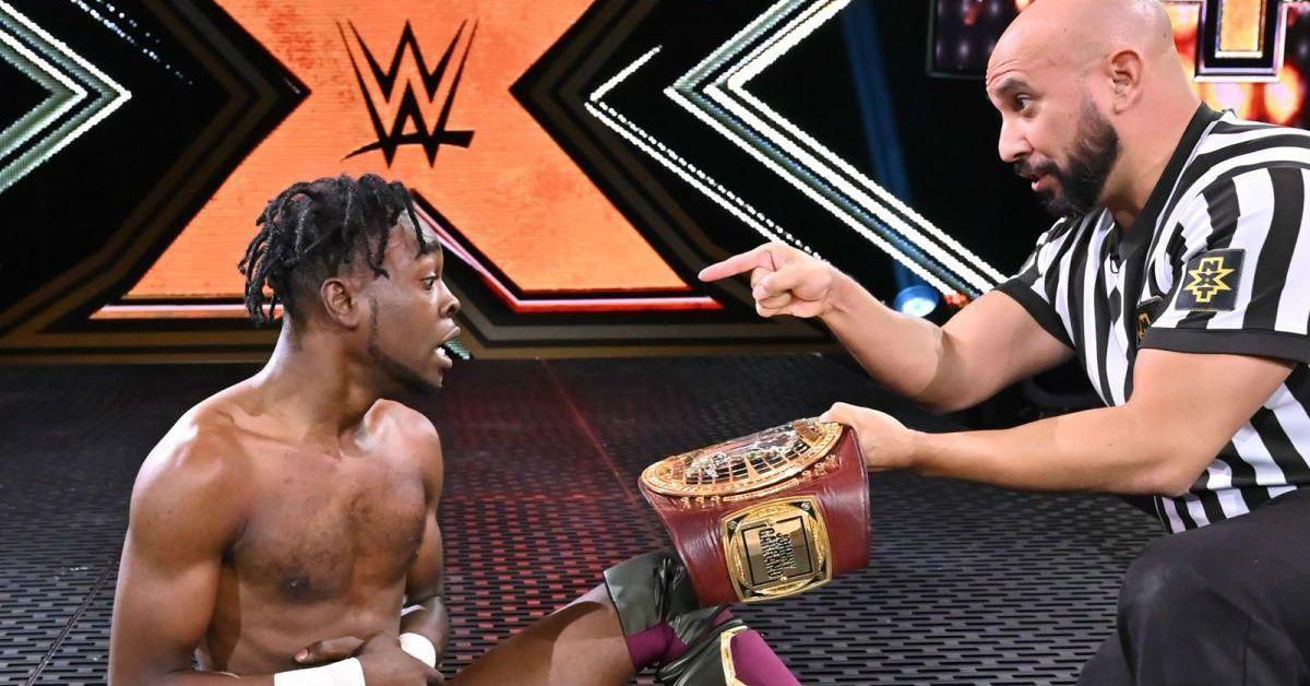 WWE-NXT-Leon-Ruff-North-American-Champion
