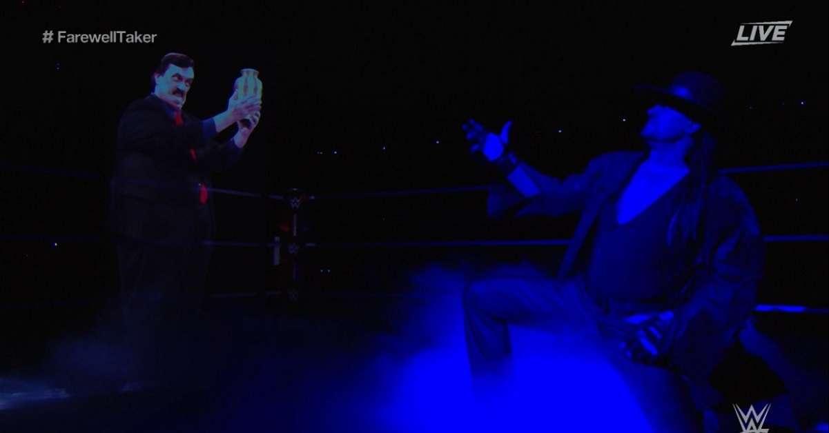 WWE Paul Bearer