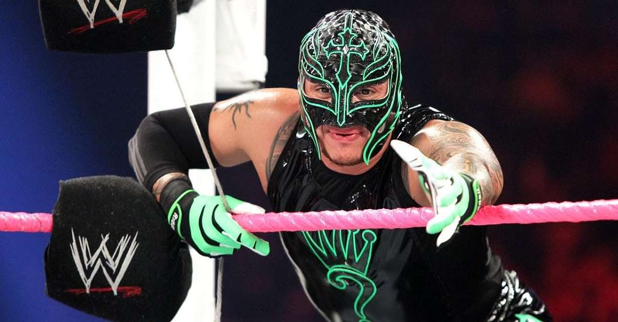 WWE Rey Mysterio Retirement Plan