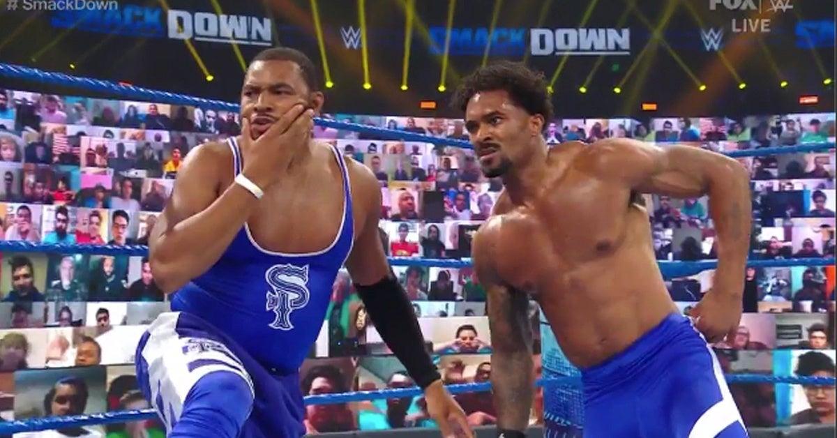 WWE-SmackDown-Stunned-Street-Profits
