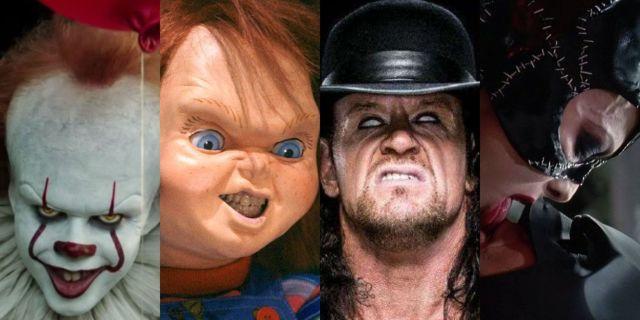 WWE Superstars Halloween Costumes 2020