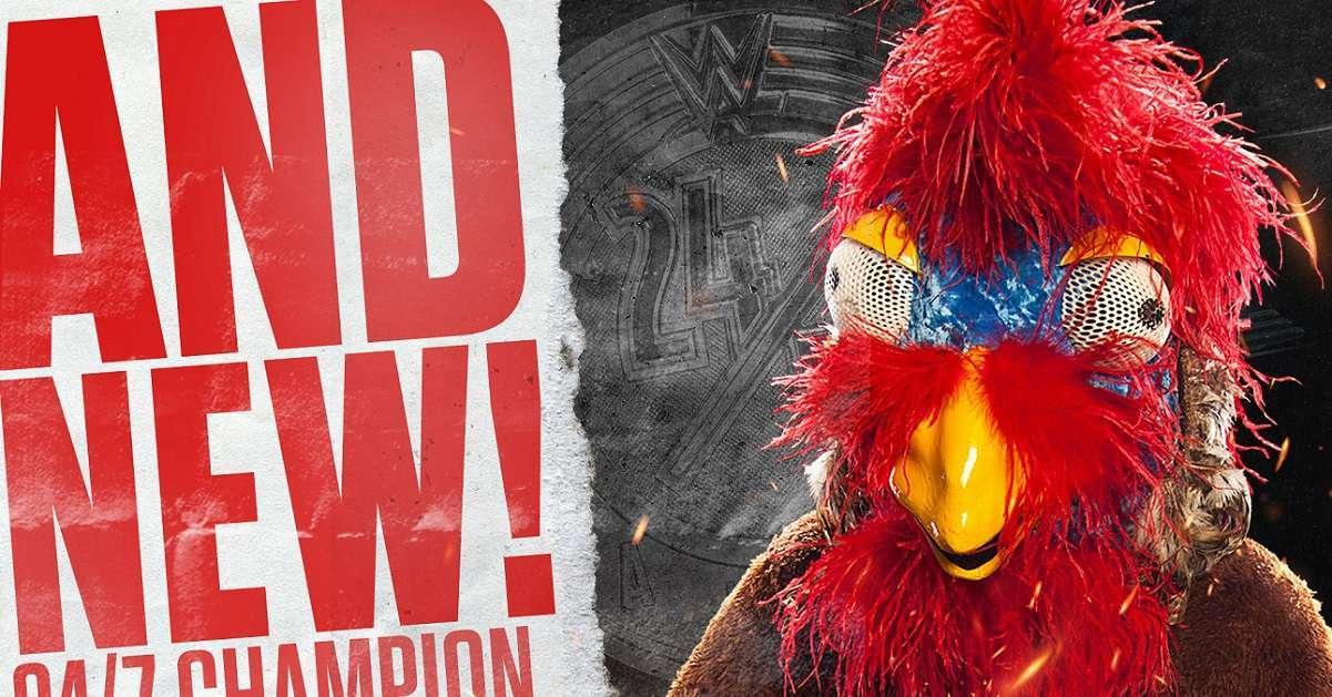 WWE Survivor Series 24 7 Goobledy Gooker