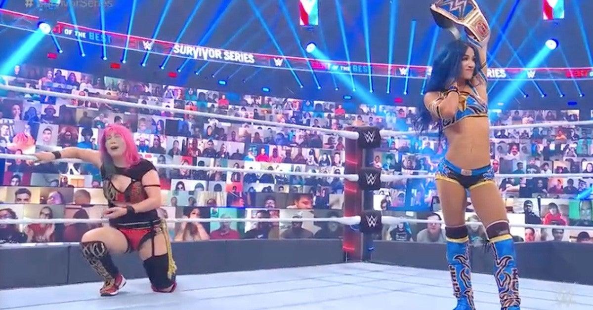 WWE-Survivor-Series-Sasha-Banks-Beats-Asuka