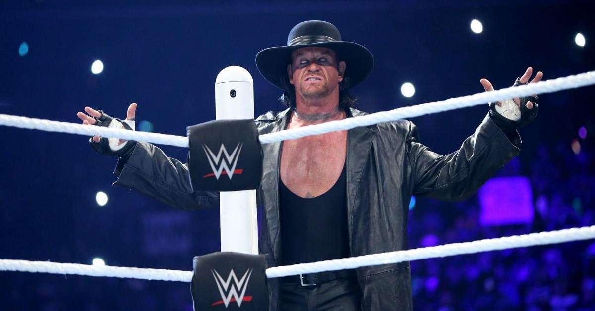 WWE Undertaker Cameo