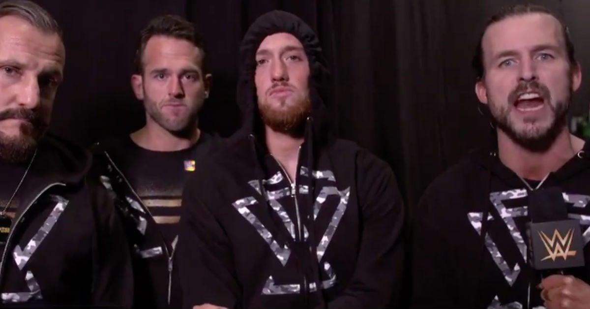 WWE-Undisputed-Era-Pat-McAfee-WarGames