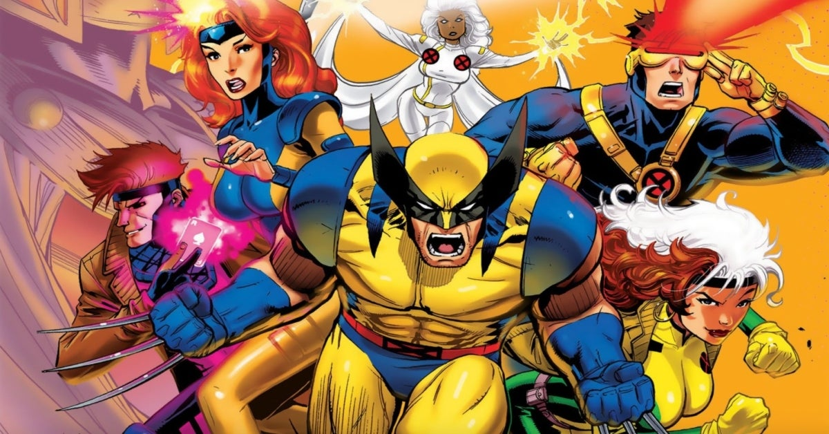 X-Men The Animated Series cast