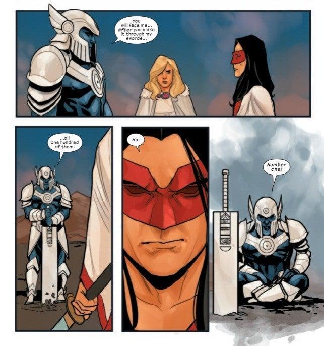 x of swords white sword gorgon