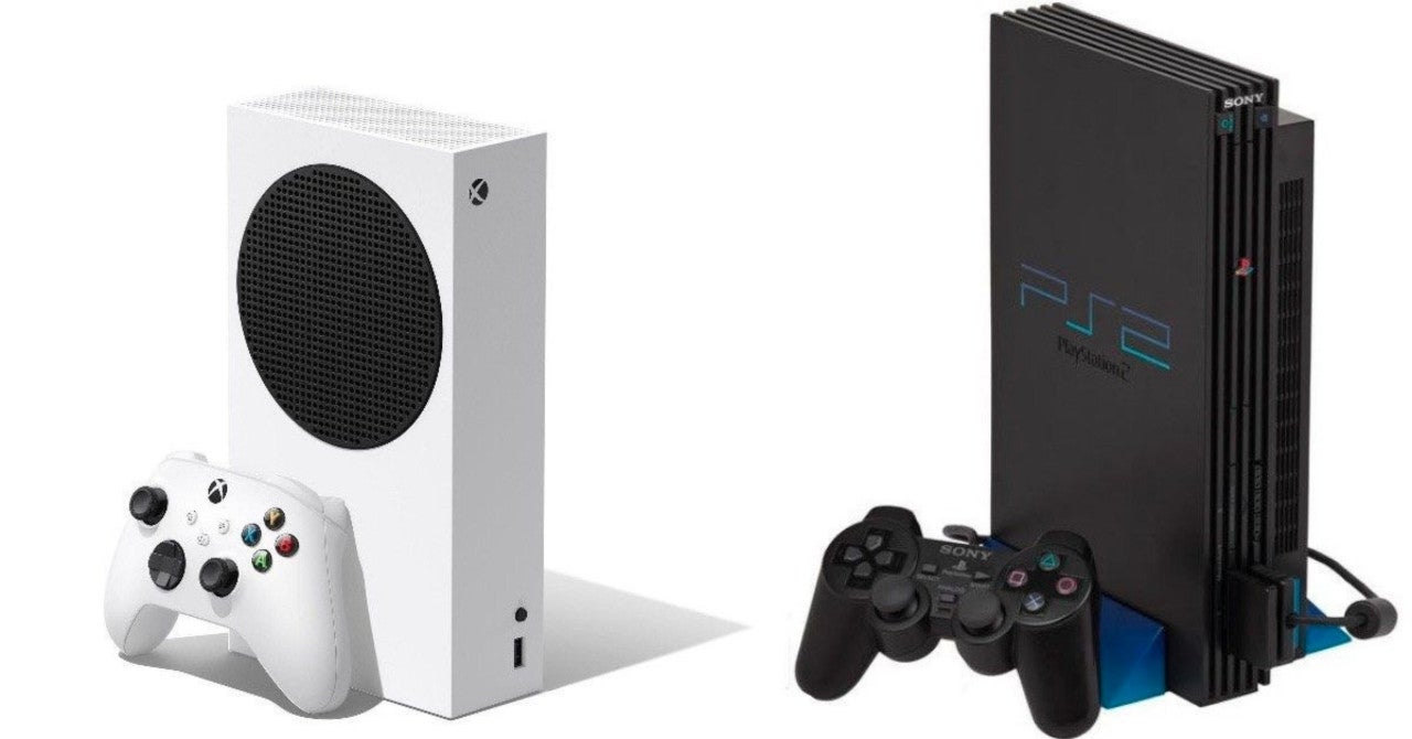 New Xbox Series S Video Shows the System Running PS2 Games