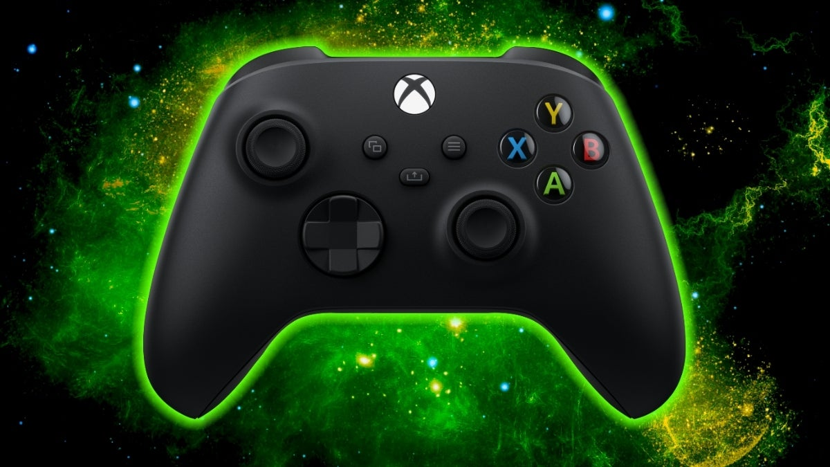 xbox series x space controller