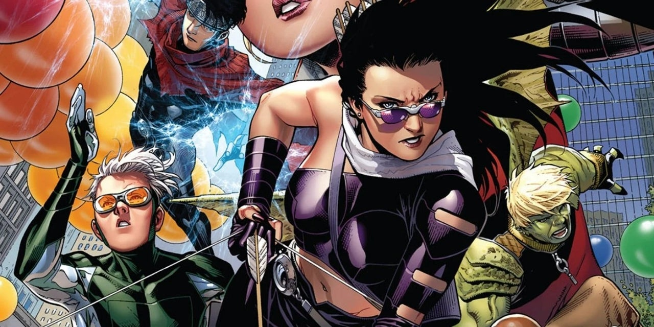 young avengers marvel studios