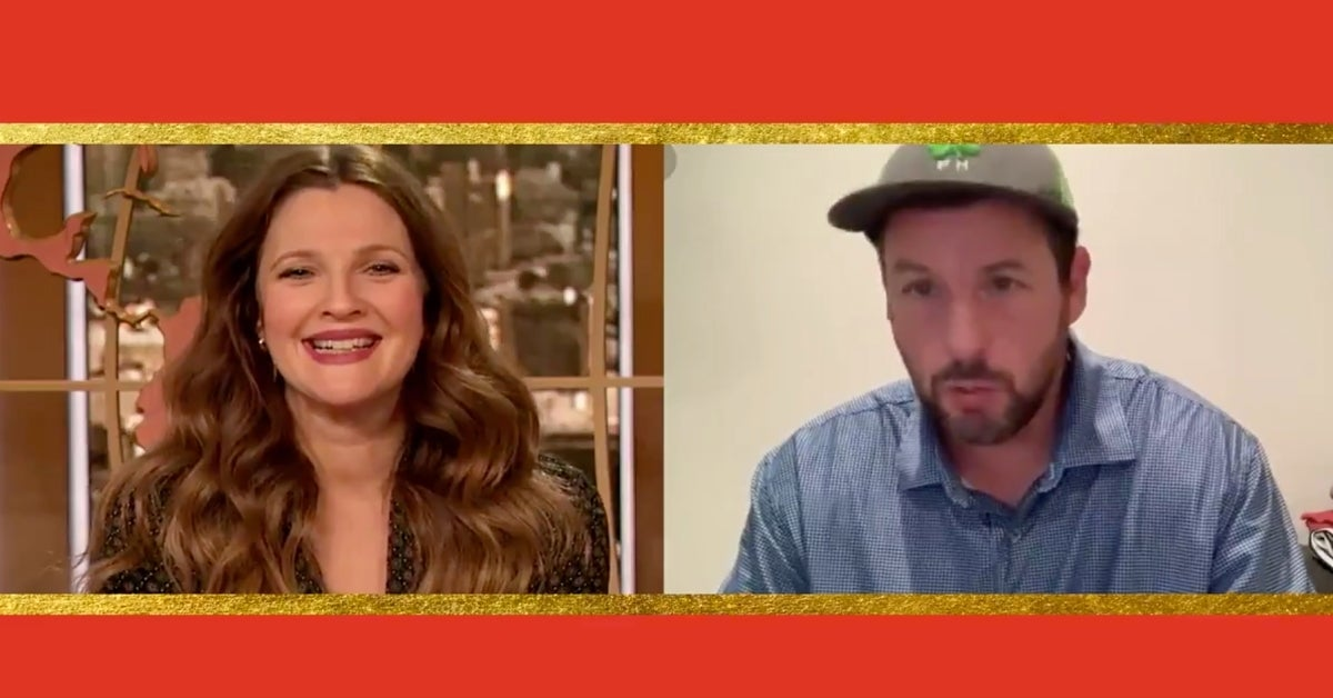 Adam Sandler Drew Barrymore MTV Movie TV Awards Greatest of All Time Special