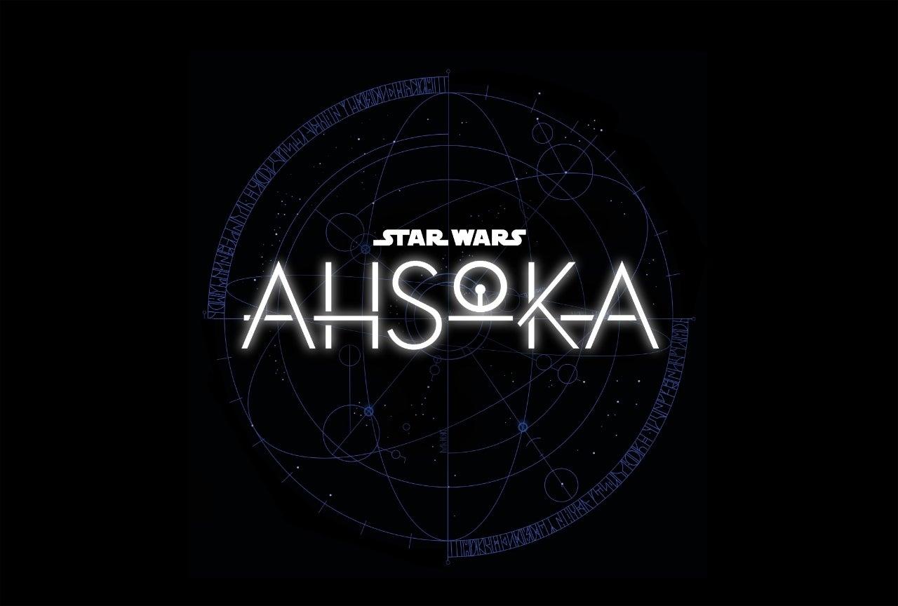 ahsoka tano show logo