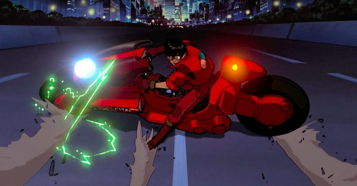 Akira Anime Funimation