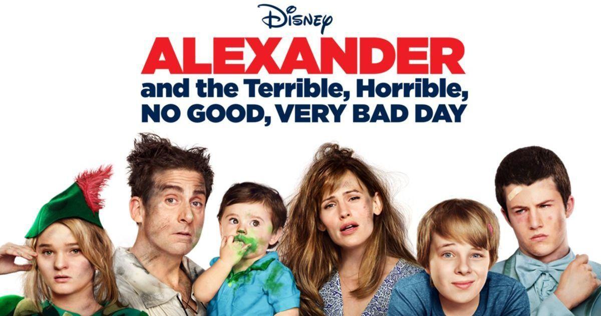 alexander terrible horrible disney reboot