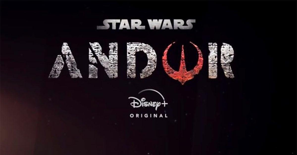 andor title star wars