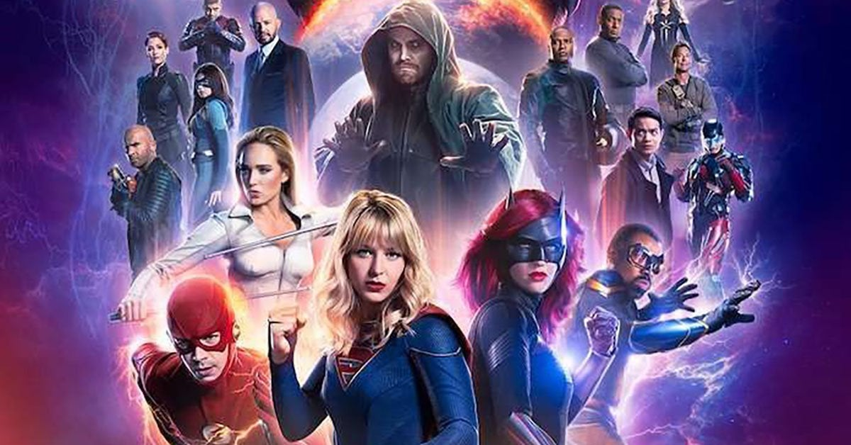 arrowverse crisis on infinite earths