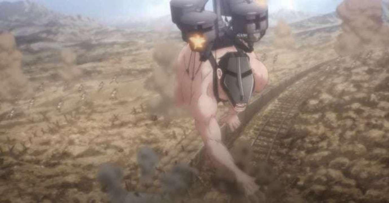 Attack On Titan Season 4 Reveals the Cart Titan's New Look