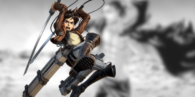 Attack On Titan Final Season Key Art Eren Yeager Man Bun