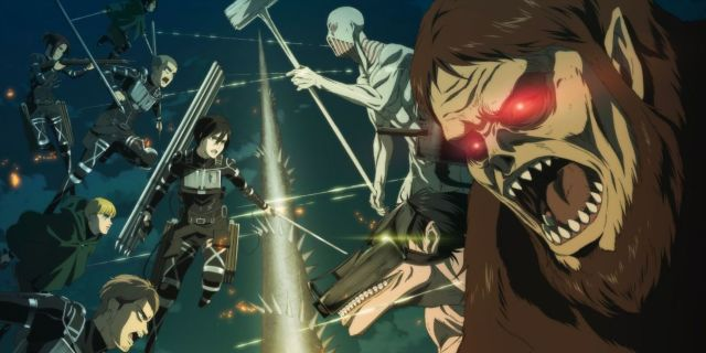 Attack on Titan Final Season Poster
