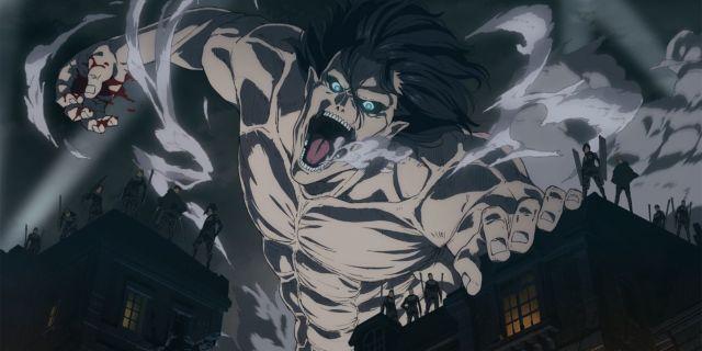 Attack on Titan Final Season Poster Season 4 Anime