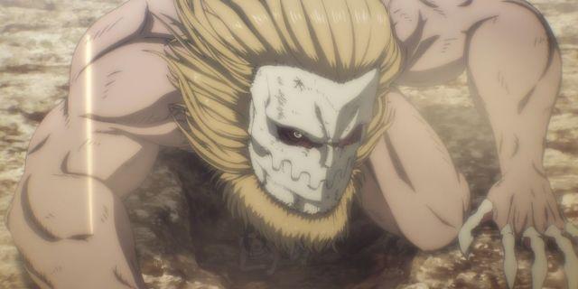 Attack on Titan Season 4 Jaw Titan Anime Debut Galliard