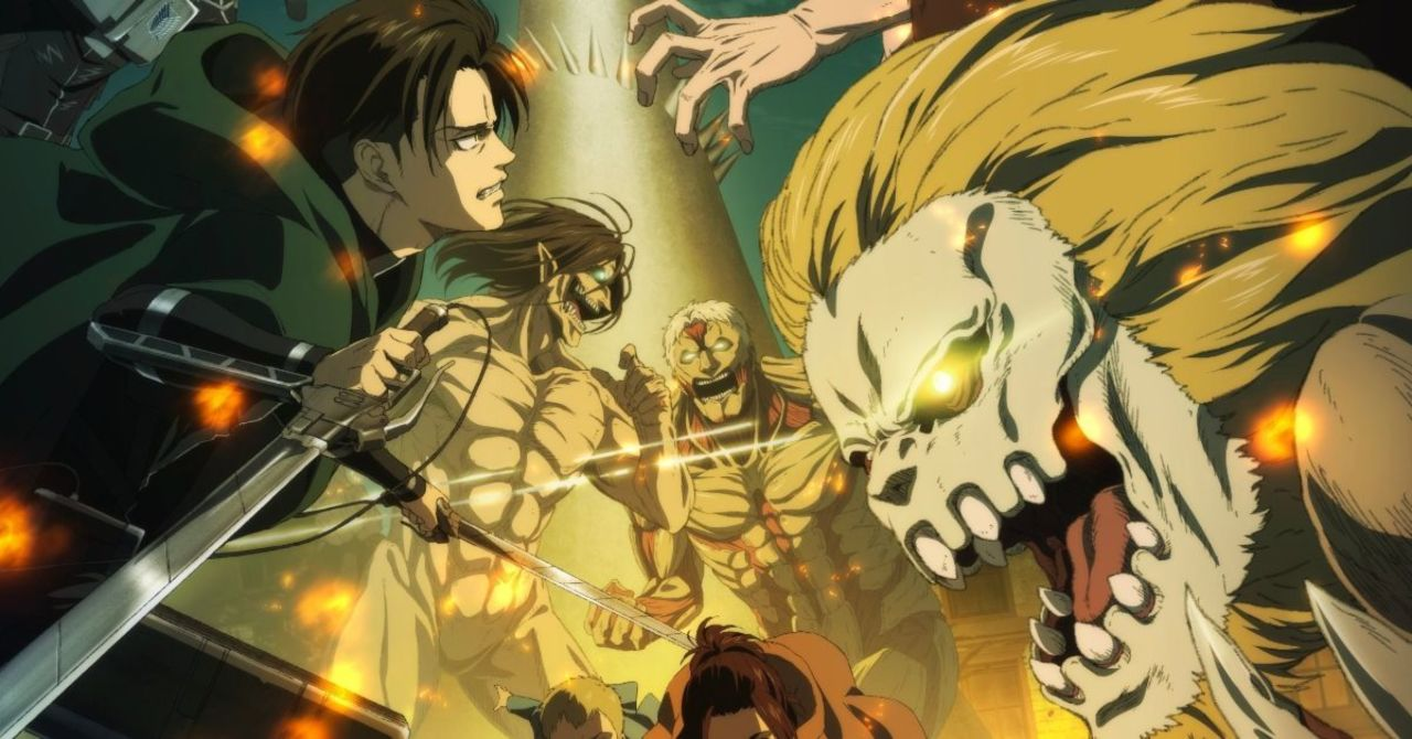 Attack on Titan Cast Reveals What They're Most Excited for ... Watch shingeki no kyojin (attack on titan) anime season 4 episodes subbed and dubbed online free in hd.