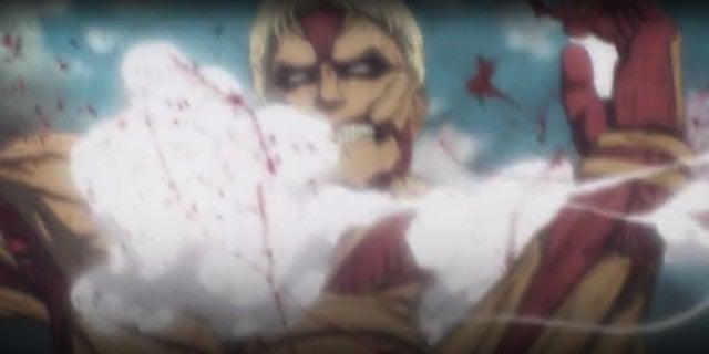 Attack on Titan Season 4 Spoilers Titan Killing Weapons Guns