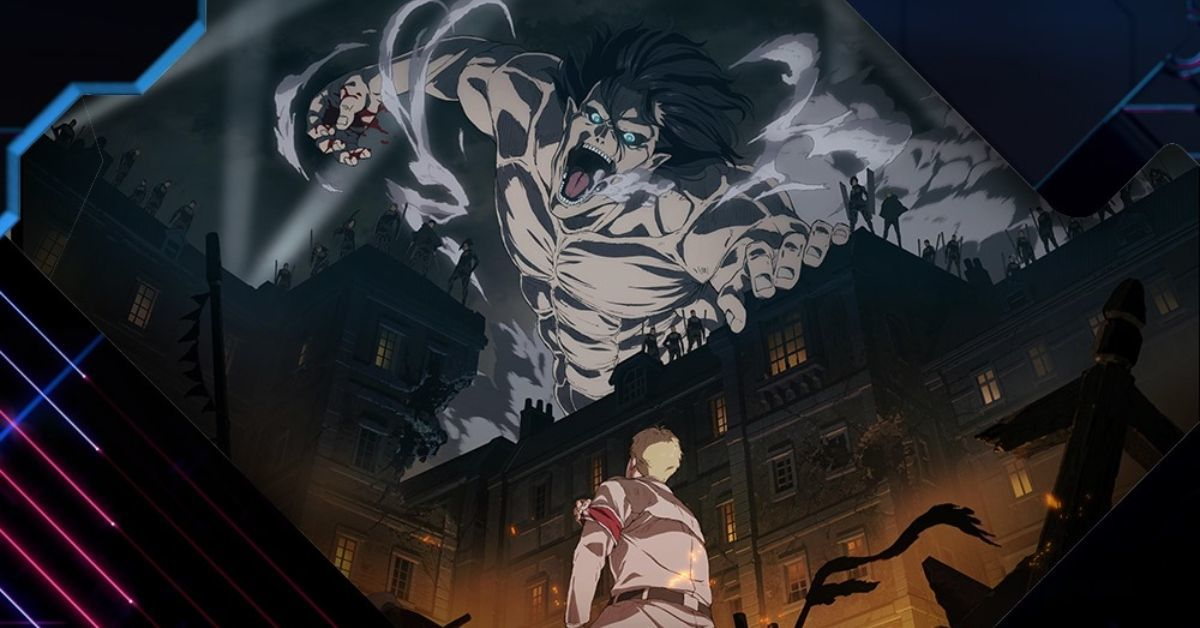 Attack on Titan Season 4 Toonami