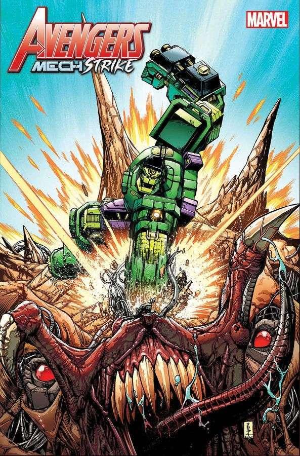 avengers mech strike 22